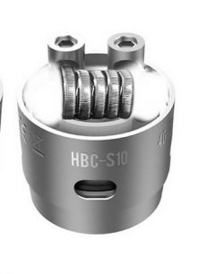 GeekVape Eagle Replacement HBC-S10 Flat Clapton
