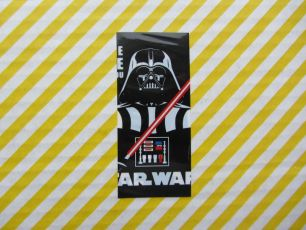 Термоусадочная пленка для АКБ 20700 - Darth Vader